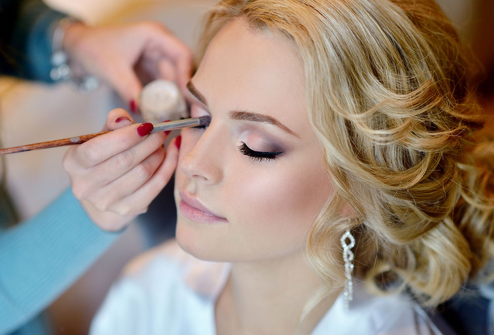 Beauty and Make-Up for Wedding